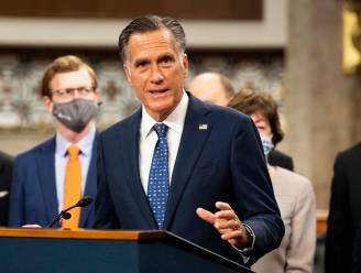 """Mitt Romney noemt dreigement Republikeinen om stemming kiescollege te betwisten """"waanzin"""""""