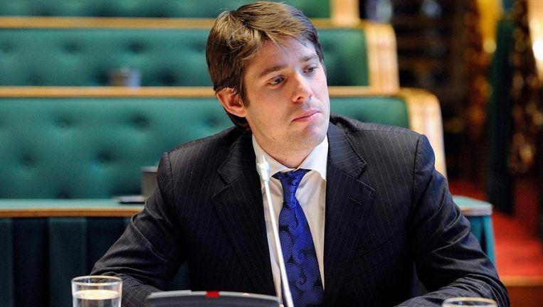 SP-wethouder Arjan Vliegenthart Beeld anp