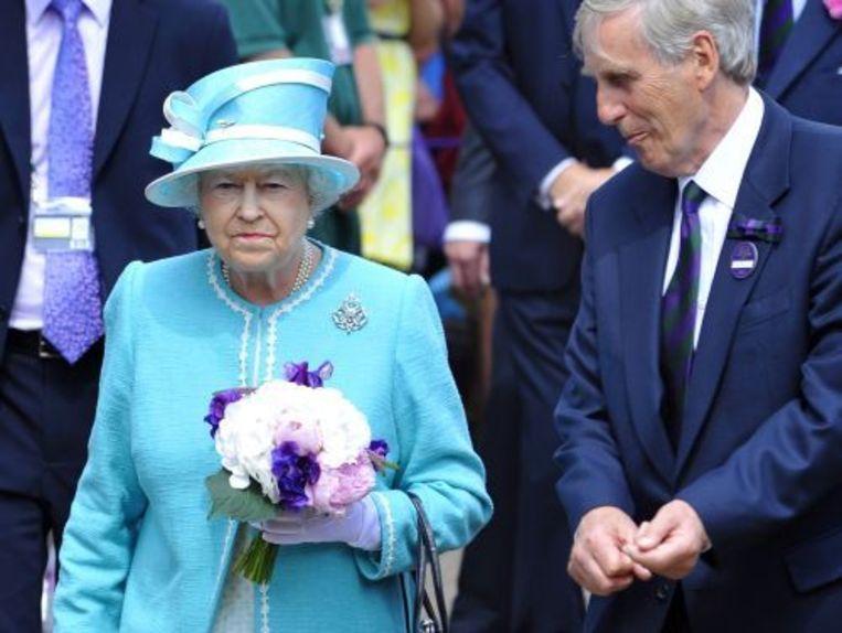 Koningin Elizabeth. ANP Beeld
