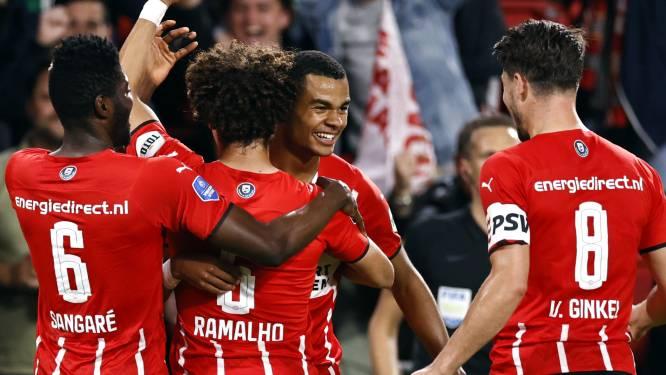 PSV hoopt selectie snel helemaal fit te hebben, Sangaré werd node gemist
