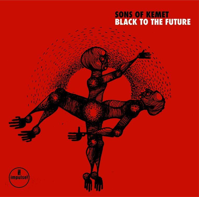 Sons of Kemet - 'Black to the Future' Beeld rv