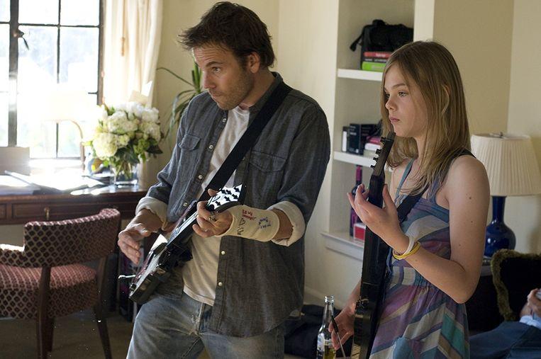 In 'Somewhere' met links Stephen Dorff (2010). Beeld