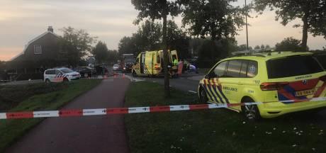 Motorrijder ernstig gewond door botsing met auto in Weurt
