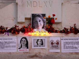 Voormalige Maltese minister zou 350.000 euro betaald hebben voor de moord op journaliste