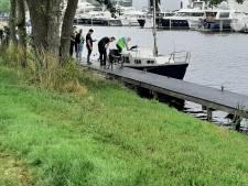 Toerist dood aangetroffen op steiger in jachthaven Elburg: geen misdrijf