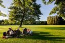 Het Zuiderpark in Den Bosch.