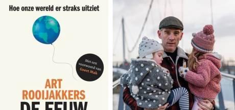 Podcast: Art Rooijakkers onderzoekt een nieuwe wereld voor dochters Puk en Keesje