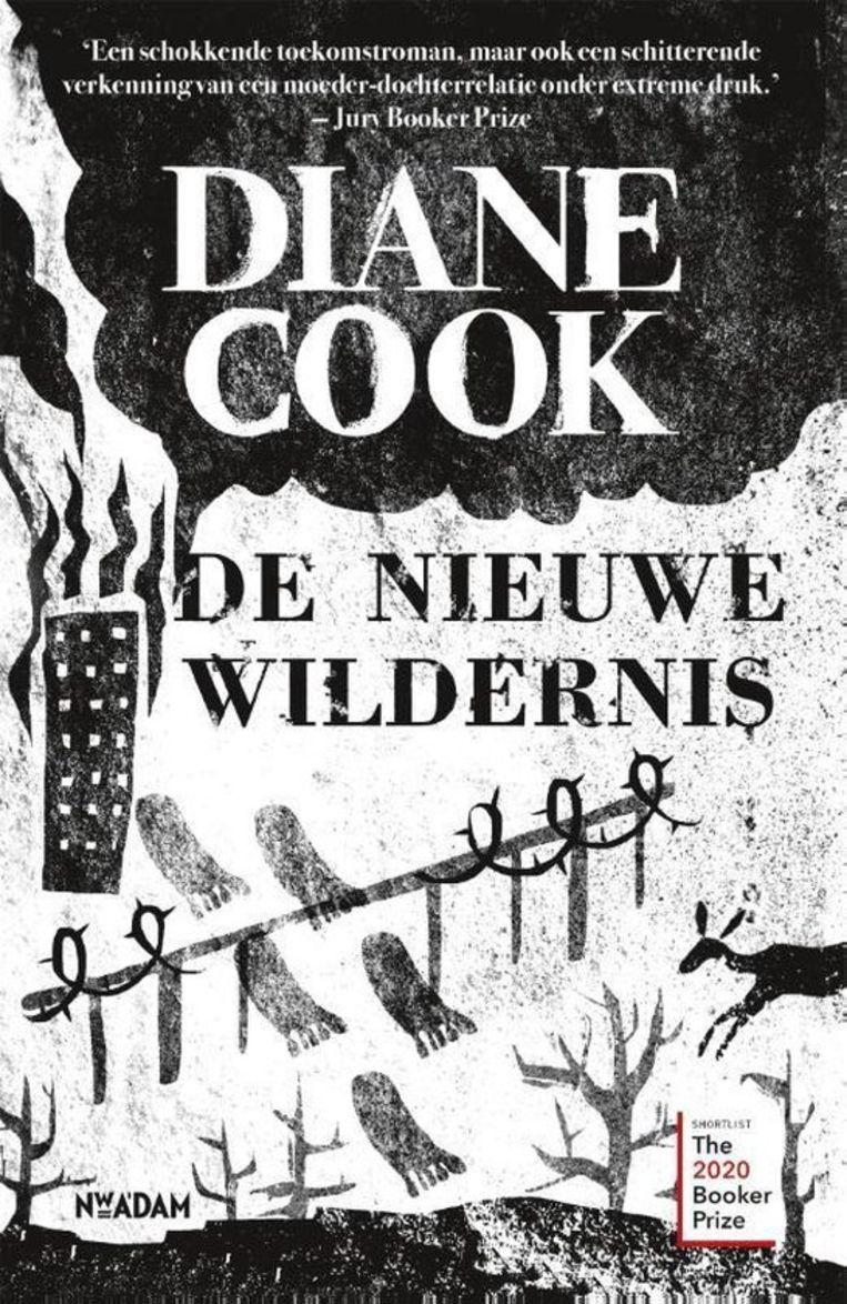 Diane Cook, De nieuwe wildernis, Nieuw Amsterdam, 366 p., 22,99 euro. Vertaling Ineke Lenting. Beeld rv