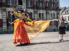 Zo beleefde Delft Koningsdag: Een lege Markt en een ijsje als grootste genot