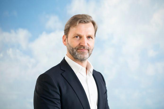Patrick Lammers, ceo van energiebedrijf Essent