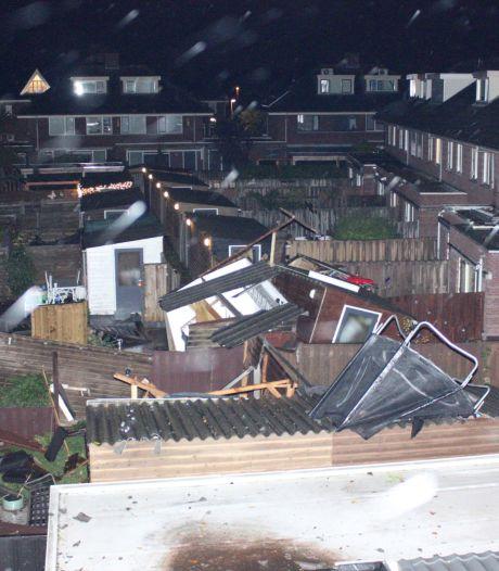 Twee tornado's in korte tijd verrassen Nederland: 'Het lijkt wel een oorlogsgebied'