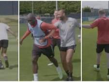 """Ce coup franc de Thierry Henry a écœuré les Diables: """"Il vient de tuer toute l'équipe"""""""