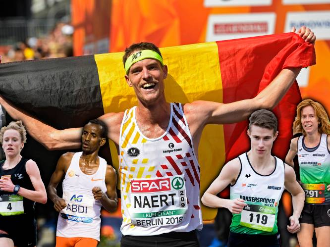 Deze vijf Belgen stomen zich klaar voor (warme) olympische marathon: tussen schitteren en overleven, afzien wordt het sowieso