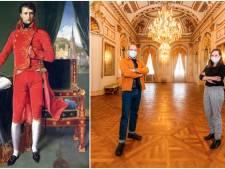 Ooit nog van Napoleon, straks open voor grote publiek: binnenkijken in het paleis van een keizer, verstopt op de Antwerpse Meir