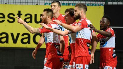 Kortrijk en Charleroi oefenen met wisselend succes tegen Franse eersteklassers