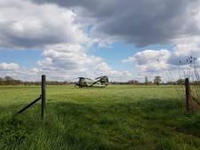 Gestrande Chinook-helikopter kan na tweede noodlanding dan toch naar thuisbasis terugvliegen