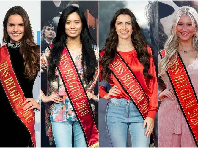 """Winnaressen van Miss België aan het woord (deel 2): """"Als Miss België heb je een titel, maar daarom staan ze nog niet aan de deur te kloppen"""""""