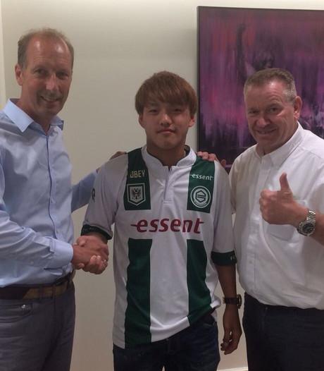 FC Groningen versterkt zich met Japans talent Doan