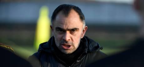 Johan Walem n'est plus le sélectionneur de Chypre