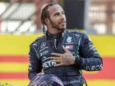 Hamilton wikt en weegt, maar heeft nog geen contract: 'Ik leef van dag tot dag'