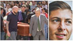 VIDEO. Argentijnse voetballer Emiliano Sala begraven