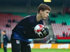 NEC-talent Robin Roefs uit Heeswijk-Dinther verlengt contract