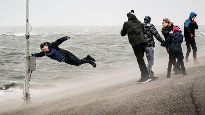 """Weerman David Dehenauw: """"Naam Ellen nog niet toegewezen aan deze storm"""""""