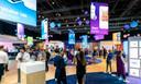 De Philips-ruimte op elektronicabeurs IFA