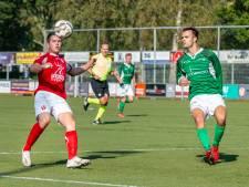Krijn Eckhardt is nu topscorer van Hulshorst, maar hij had liever de punten gehad