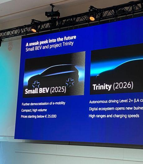 'Goedkope' elektrische Volkswagen komt in 2025: 'ID.2 kost minder dan 25.000 euro'