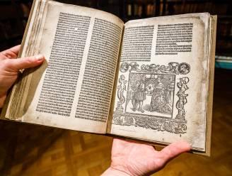 Expo in Erfgoedbibliotheek toont eeuwenoude ridderromans