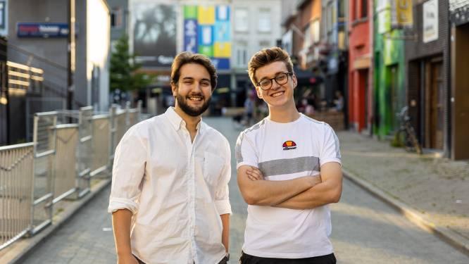 """Student-ondernemers vieren einde van corona met DJ-set vanuit luchtballonnen. """"Uitzending op terrassen, van Charlatan tot Praag"""""""