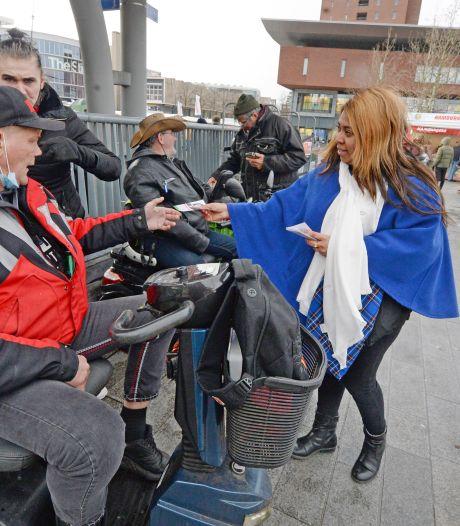 Regionale kandidaten actief voor kleine partijen: 'Hoe kunnen we in Nederland soms de plank zo misslaan?'