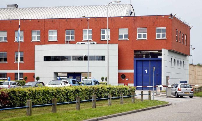 De gevangenis in Zwolle waar Volkert van der Graaf opgesloten zat