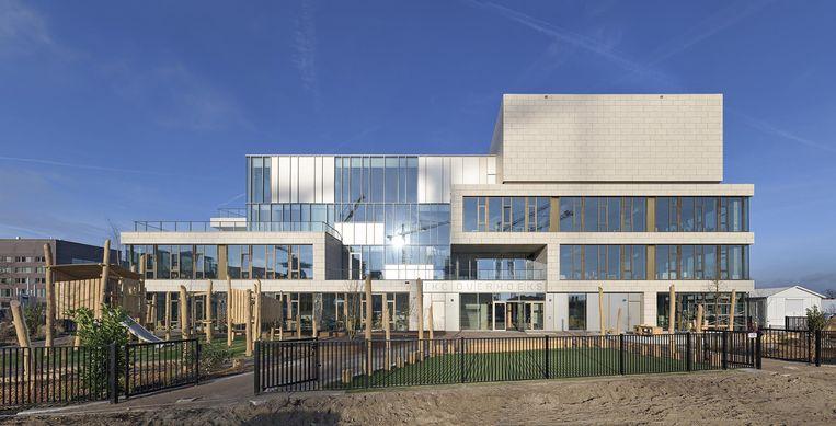 IKC Overhoeks, Amsterdam Architect: Rudy Uytenhaak + partners architecten Opdrachtgever: Innoord - Promeijer Beeld Pieter Kers