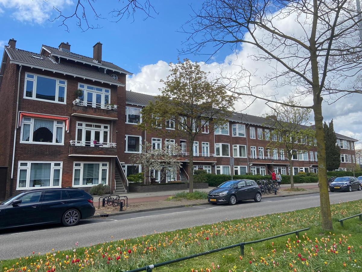 Vondellaan Utrecht.