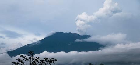 Ministerie waarschuwt reizigers naar Bali voor mogelijke uitbarsting vulkaan