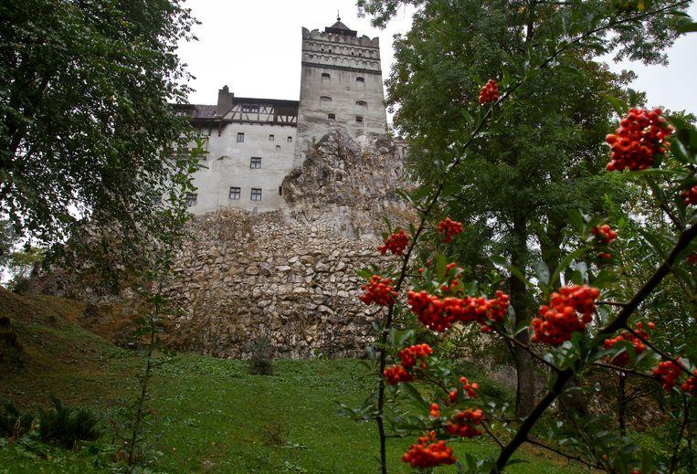 Het kasteel van Bran.  Beeld AP