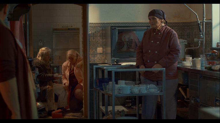 'Hotelzeepke' speelt zicht af in een familiehotel.