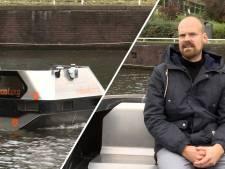 Zelfvarende 'Roboat' brengt je straks over het water naar huis