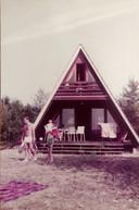 In zijn kinderjaren vierde Robert van Asten regelmatig vakantie in driehoekshuisjes in de Duitse Eiffel.