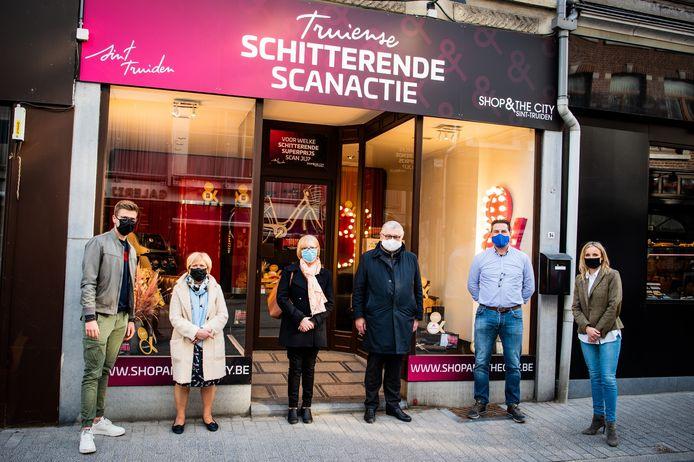 Shop & The City heeft intussen haar eerste winnares bekendgemaakt, namelijk de Truiense Josiane Nys.