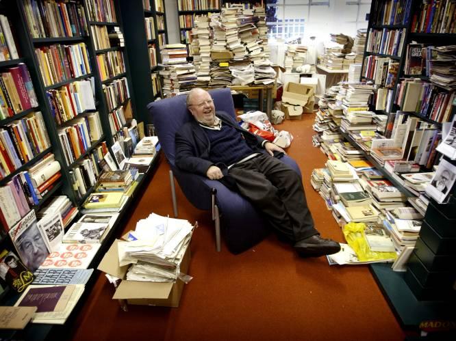 Martin Ros had een eigen bibliotheek met 25.000 boeken, maar de meesten vergingen door de schimmel