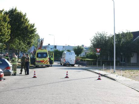 'Verband tussen verdachte situatie in Huissen en motorrijder die tankstation binnenreed'