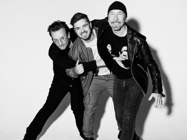 L'hymne officiel de l'Euro 2020 signé Martin Garrix, Bono et The Edge