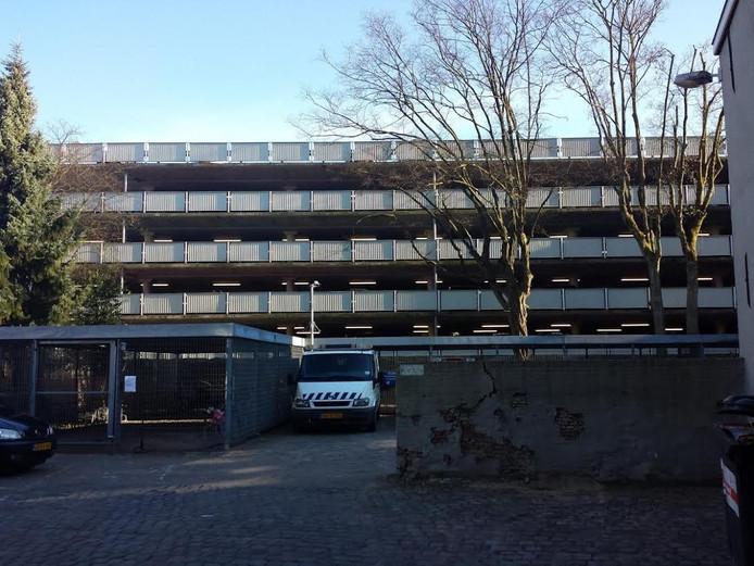 De Wolvenhoek in Den Bosch.