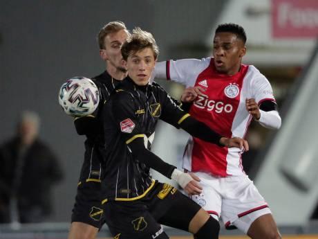 Veerkrachtig NAC klopt Jong Ajax in spektakelstuk