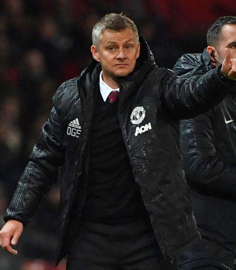 Manchester United en Arsenal stellen teleur op Old Trafford