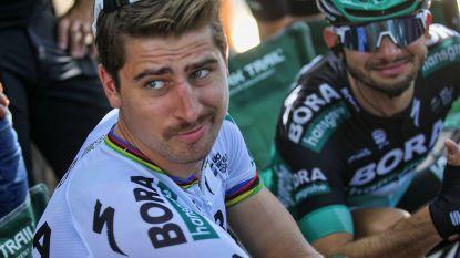 """Hoe dramatisch zijn zes dagen buikgriep voor Sagan? """"Klaar voor Sanremo? Dat kan"""""""