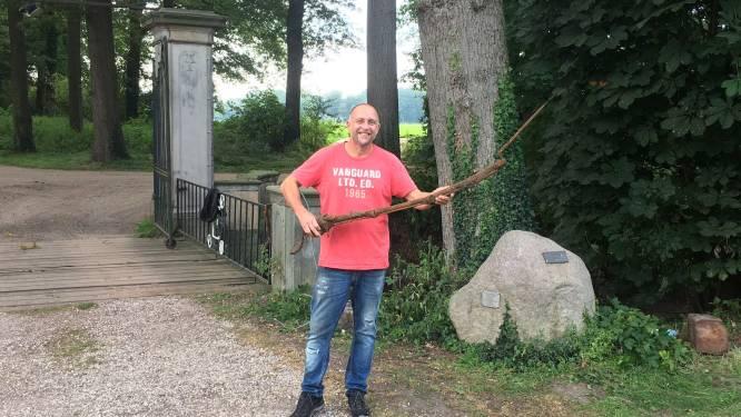 Unieke musket gevonden bij graafwerk rond Havezate Het Everloo in Rossum